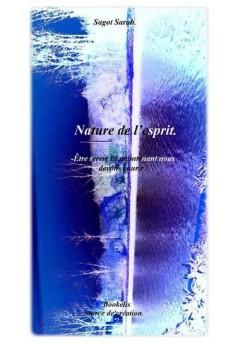 Nature de l'esprit.  - Couverture Ebook auto édité