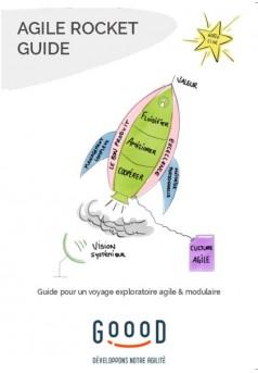 Agile Rocket Guide - Couverture de livre auto édité