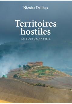 Territoires hostiles - Couverture Ebook auto édité