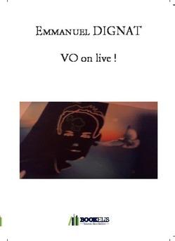 VO on live !