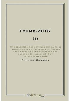 TRUMP (I) - Couverture Ebook auto édité