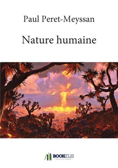 nature humaine - Couverture de livre auto édité
