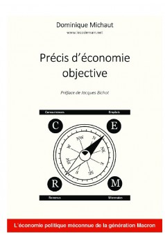 Précis d'économie objective - Couverture de livre auto édité