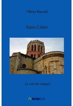 Saint-Lizier - Couverture de livre auto édité