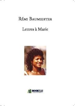 Lettres à Marie - Couverture de livre auto édité