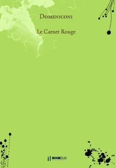 Le Carnet Rouge - Couverture de livre auto édité