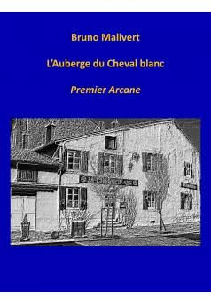 L'Auberge du Cheval blanc - Couverture Ebook auto édité