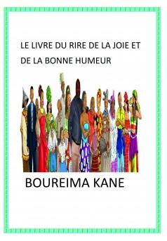LE LIVRE DU RIRE DE LA JOIE ET DE LA BONNE HUMEUR - Couverture Ebook auto édité