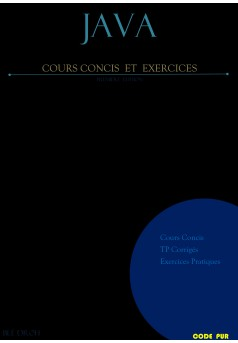 Java Cours Concis et Exercices