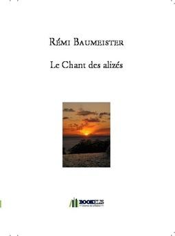 Le Chant des alizés - Couverture de livre auto édité