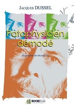 Pataphysicien démodé - Couverture de livre auto édité