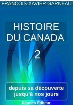 Histoire du Canada - tome 2