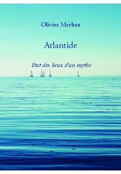 Atlantide - Couverture Ebook auto édité