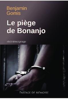 Le piège de Bonanjo - Couverture de livre auto édité