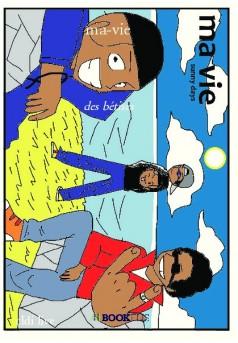 ma-vie - Couverture de livre auto édité
