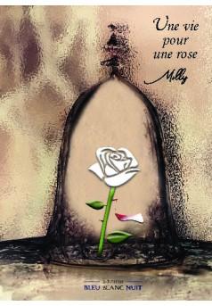 Une vie pour une rose - Couverture Ebook auto édité