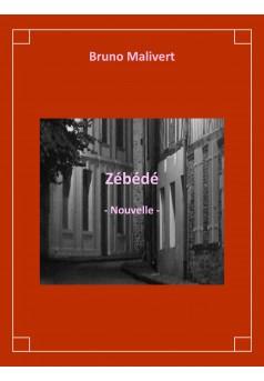 Zébédé - Couverture Ebook auto édité