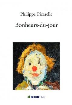 Bonheurs-du-jour - Couverture de livre auto édité