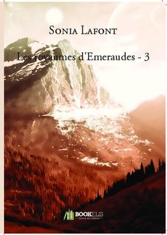 Les royaumes d'Emeraudes - 3 - Couverture de livre auto édité