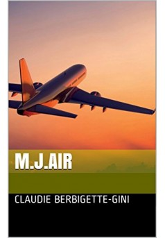 M.J.Air - Couverture Ebook auto édité