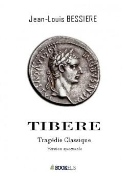 Tibère et Agrippine - Couverture de livre auto édité