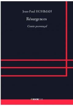 Résurgences - Couverture de livre auto édité