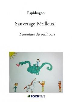 Sauvetage Périlleux - Couverture de livre auto édité