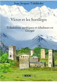 Victor et les Sortilèges - Couverture de livre auto édité