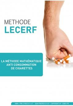 Méthode anti-tabac Lecerf - Couverture Ebook auto édité