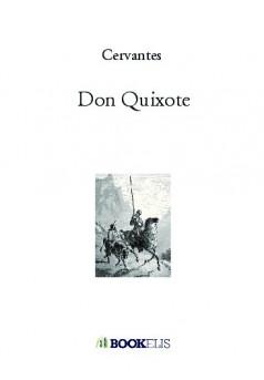 Don Quixote - Couverture de livre auto édité