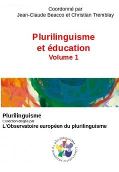 Plurilinguisme et éducation - Autopublié sur Bookelis