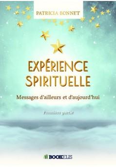 EXPERIENCE SPIRITUELLE - Couverture de livre auto édité