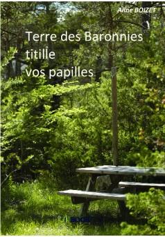 Terre des Baronnies titille vos papilles... - Couverture de livre auto édité