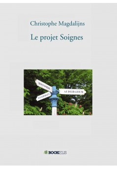 Le projet Soignes - Couverture Ebook auto édité