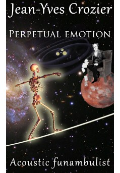 Perpetual emotion - Couverture Ebook auto édité
