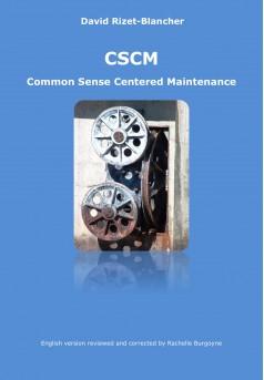 CSCM - Common Sense Centered Maintenance - Couverture Ebook auto édité