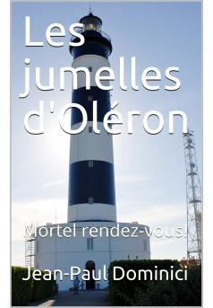Les jumelles d'Oléron - Couverture Ebook auto édité