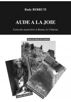 AUDE A LA JOIE - Couverture Ebook auto édité