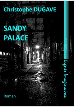 SANDY PALACE - Couverture Ebook auto édité