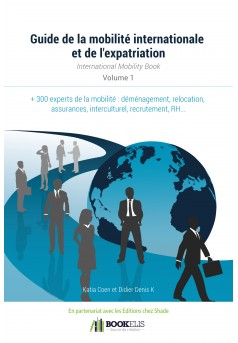 GUIDE DE LA MOBILITE ET DE L'EXPATRIATION - Couverture Ebook auto édité