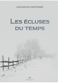 Les écluses du temps - Couverture Ebook auto édité