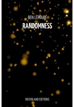 Randomness - Couverture Ebook auto édité