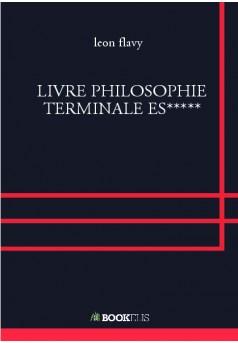 LIVRE PHILOSOPHIE TERMINALE ES***** - Couverture de livre auto édité