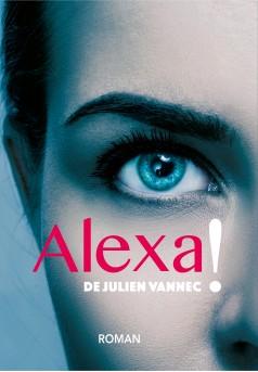 Alexa ! - Couverture Ebook auto édité