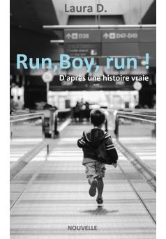Run, boy, run ! - Couverture Ebook auto édité