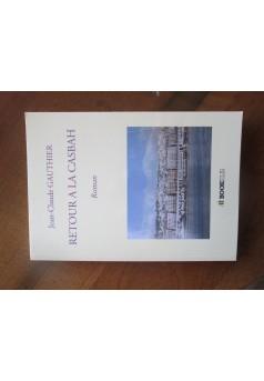 RETOUR A LA CASBAH - Couverture Ebook auto édité