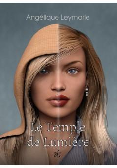 Le Temple de Lumière - Couverture Ebook auto édité