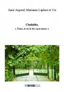 Couverture du livre autoédité Clothilde,