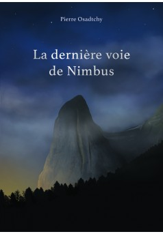 La dernière voie de Nimbus - Couverture Ebook auto édité