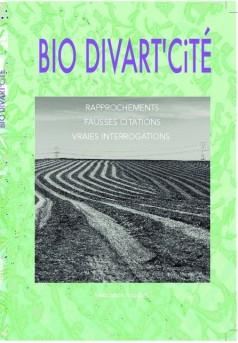 Bio Divart'Cité - Couverture de livre auto édité